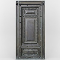 3ds door dark weathered