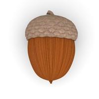 3ds max acorn