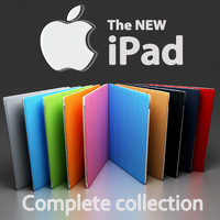 iPad 2&The NEW IPad - complete collection