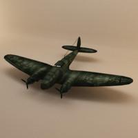 WWII Plane 4