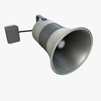 3ds max loudspeaker ready games