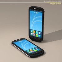 3d phone smartphone