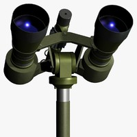 3d remote stereo camera model