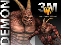 demon 3d 3ds