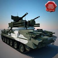 9K22 Tunguska SA-19 Grison