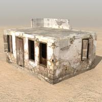 afghan house 06 3d c4d