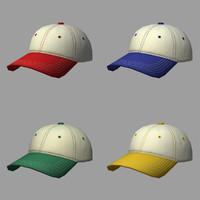ready cap 3d max