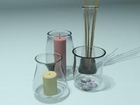 max glass vases