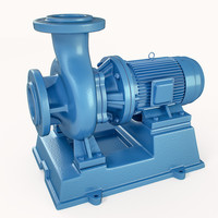 pump centrifugal obj