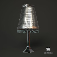 3dsmax visionnaire lamp arper