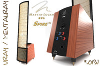 Martin Logan audio system