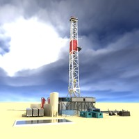 Drilling Rig - Land Based