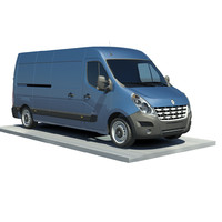 Renault Master  l3h2 traction