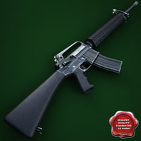 M16A2 Assault Rifle