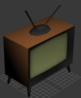 television world war 3d model