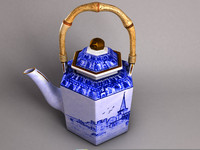 3d teapot model