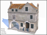 3d model world war ii