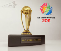icc cricket world cup 3d model