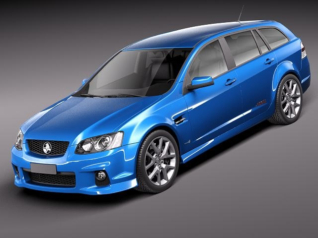 holden commodore sportwagon 2011 1.jpg