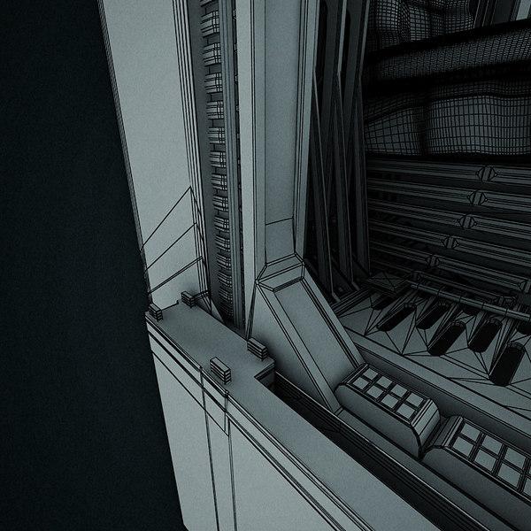 space shuttle interior 3d scan - photo #49