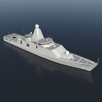 Offshore Patrol Vessel Holland Class