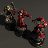 maya toy robots