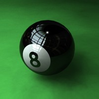 3ds max 8 ball