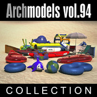 archmodels vol 94 3d model