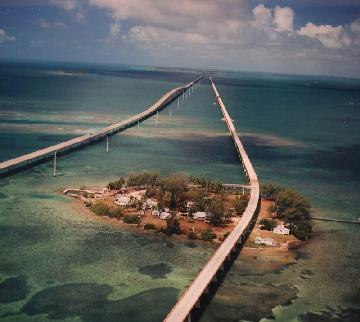 free friends bridges keys 3d model - Knights Key Bridge & Environment... by 3D Aircrew
