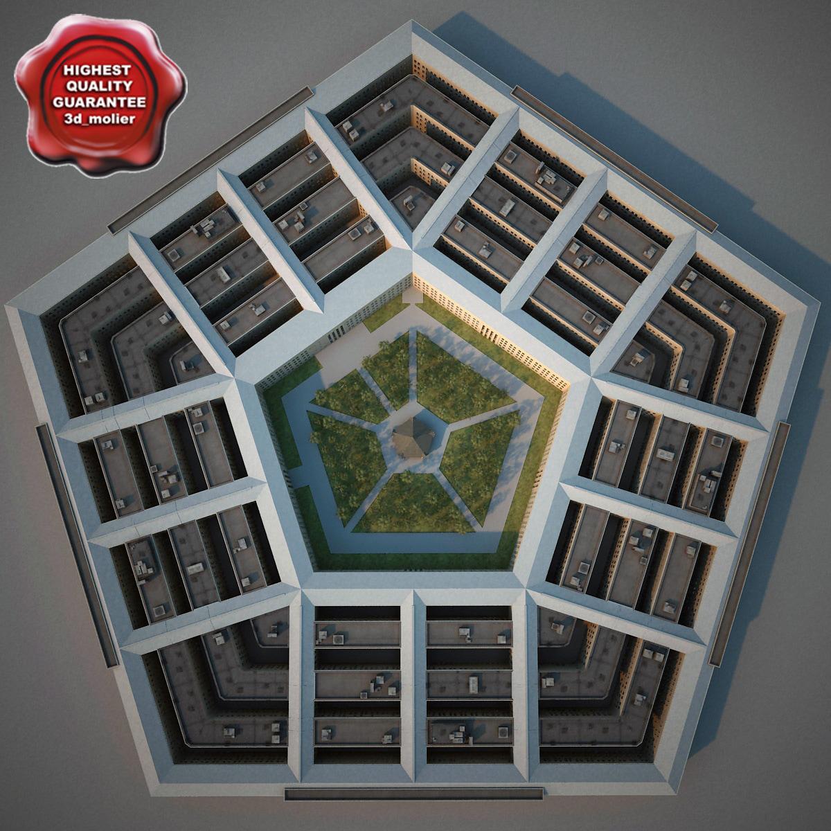 Building Materials Of The Pentagon