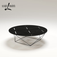 3ds max joco coffee table