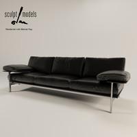 B&B Italia Deisis Sofa