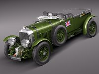 bentley blower 4 5 3d max