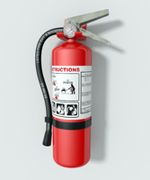obj handheld extinguisher