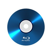blu-ray disc 3d model