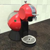 Krups Nespresso system