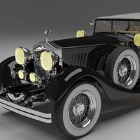 maya 1928 rolls royce phantom