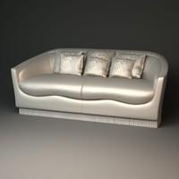visionnaire quirinio sofa 3d max