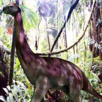 brachiosauras dinosaur 3d model