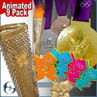 2012 London Olympics (9 Pack)