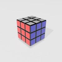 puzzle toy 3d model