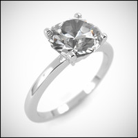 diamond ring 3d model