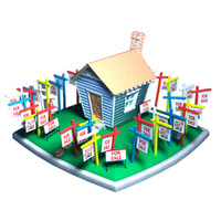 3d model house sale