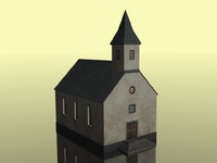free max model church