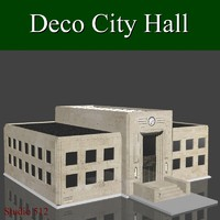Deco City Hall