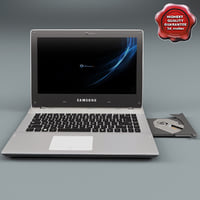 3ds notebook samsung qx 510