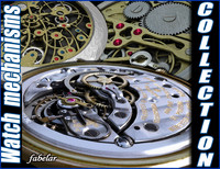 Watch mechanisms collection
