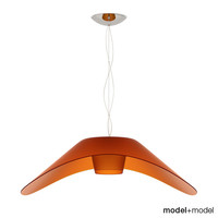 3d foscarini fly-fly suspension lamp model