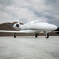 3d business citation xls jet