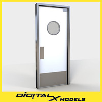 max commercial kitchen door 2